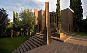 100 Ricardo Bofill FAMILY HOUSE IN MONTRAS RICARDO BOFILL TALLER DE ARQUITECTURA
