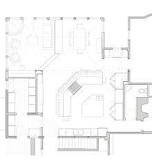 Kitchen Archicad Cad Autocad Drawing Plan 3d Portfolio Blueprint Excerpt Designing Site With Studio Apartment