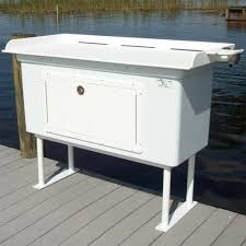 Stainless Steel Fish Cleaning Station With Sink by Fish Cleaning Table Dock Fish Cleaning Station Fillet Table