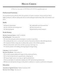 Free Professional Resume Examples And Writing Tips It Job ... Social Media Skills Resume Simple Job Examples Best Listed By Type And 5 Top Samples Military To Civilian Employment For Your 2019 Application Tips For Former Business Owners To Land A Cporate Part Time Ekiz Biz Rumes Work New General Resume Objective Examples 650839 Objective Google Docs Templates How Use Them The Muse 64 Action Verbs That Will Take From Blah Student Graduate Guide Sample Plus 10 Insurance Agent Professional Domestic Helper Household Staff