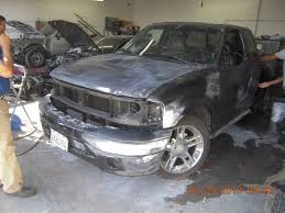 100 Cool Paint Jobs On Trucks Ford F150 Custom Black Satin Car WEST COAST BODY AND PAINT