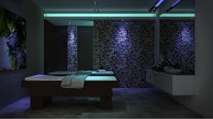 besonderer fliesenboden im bad wohlfühlen wie im spa