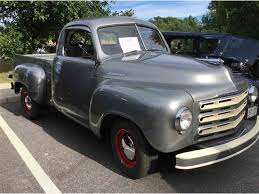1953 Studebaker Pickup For Sale | ClassicCars.com | CC-891405 1953 Studebaker Trucks Ad Cool Means Of Getting Around 1950 Studebaker Rat Rod Truck Youtube Hemmings Find The Day 2r10 Pick Daily Collector Car Specialist 2817876230 Houston Texas For Sale Custom Truck With A Navistar Diesel Inline Sales Brochure Backed By 100 Years Of Experience 2ton 14foot Stake Studebakers He Flickr Pickup 2r 1951 2r5 Pickup Fantomworks Classics For On Autotrader Bangshiftcom Truck 1958 Transtar W Camper