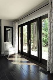 Patio Door Curtain Ideas by Fresh Patio Door Curtains And One Way Draw Patio Curtain Thermal