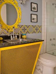 sarı dekorasyon fikirleri ddekor gelbe badezimmer deko