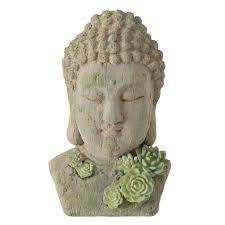 figur buddha elya ca 21x35x22 cm kaufen möbel martin