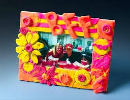 Design Of Handmade Photo Frame Free How To Make Exclusive Frames From Flowers With Paper Step