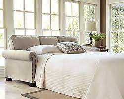 Milari Linen Queen Sofa Sleeper by Sleeper Sofas Ashley Furniture Homestore
