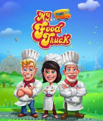 100 Food Truck Games Shankar Rao Ive Done The Character And Some Ui Art For This Game