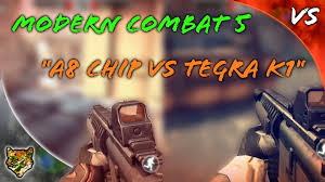 modern combat 4 ios a8 chip vs tegra k1 modern combat 4 ios vs android hd