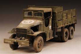 100 Deuce Truck Award Winner Built Tamiya 135 CCKW 2 12T AHalf