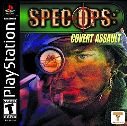 Spec Ops: Covert Assault - PlayStation 1