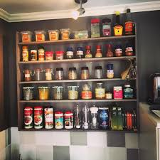 Spice Rack Ideas For The Kitchen And Pantry Little Easier with