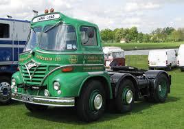 100 Old Semi Trucks