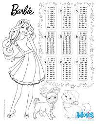 Dibujos De Barbie Princesa Para Colorear