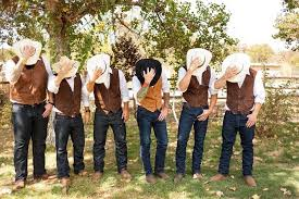 Bridalore Cowboy Theme For Man Wedding Attire