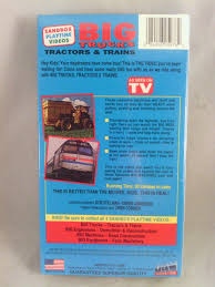 Big Trucks Tractors & Trains VHS 1994 084296059782 | EBay Videos Of Cstruction Trucks The Best 2018 Big Trucks Kids Youtube American Truck Simulator Donald Trump Pretended To Drive A At The White House Time Colors For Children Learn With Big Transporting Street Monster Stunts Toy Cartoon Magic Cars Seater Mercedes Remote Control Electric Ride On G55 That Went By How World Came Save Haiti And Resigned 2019 Ram 1500 Gets Bigger And Lighter Consumer Reports Cartoons Children About Cars An Excavator Loader Truck Watch Video Toddlers From Kidsliketruckscom On Vehicles 2 22learn