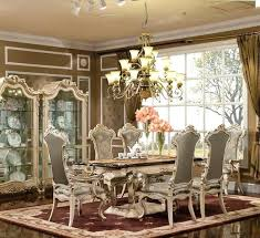 Rococo Dining Room Furniture The Formal Dining Room Collection