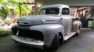 100 Mid Engine Truck Engine Twin Turbo 51 Ford F1 Build Need Suspension Advice