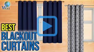 Absolute Zero Blackout Curtains Canada by Top 10 Blackout Curtains Of 2017 Video Review