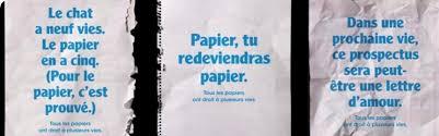 recyclage papier bureau déchets comment produire moins de déchets au bureau et mieux les