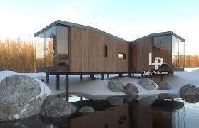 104 Antarctica House Perpendicular Loftypod Modular Homes