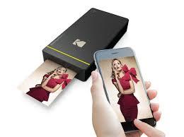 Amazon Kodak Mini Portable Mobile Instant Printer Wi