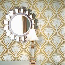 decorative stencils for walls modern stencils geometric pattern stencils painting diy home