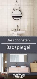 moderne schöne spiegel fürs bad badspiegel badezimmer
