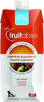 Feeding Dog Pumpkin Constipation by Fruitables Easy Pour Pumpkin Digestive Dog U0026 Cat Supplement 16 9