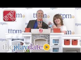 Step2 Grand Luxe Kitchen Toys by The Playdate Win The Grand Luxe Kitchen From Step2 Youtube