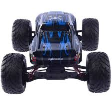 Supersonic Monster Truck Off-Road Vehicle Buggy Electronic Toy RC ...