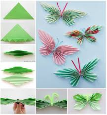 DIY Paper Butterflies Pictures Photos And Images For Facebook