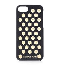Michael Kors Studded Leather iPhone 7 Case