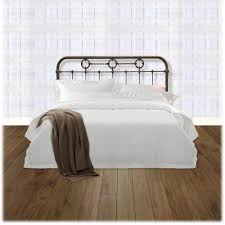 Leggett And Platt Metal Headboards by Fashion Bed Group Madera Queen Size Metal Headboard Panel With