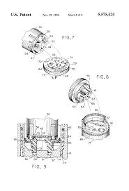 Rubinet Faucet Cartridge Replacement by Patent Us5575424 Vacuum Breaker For Faucets Google Patents