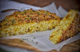 Pumpkin Risotto Recipe Vegan by Pumpkin Bacon And Parmesan Risotto Cake Please Pass The Recipe