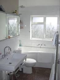 Small Narrow Bathroom Ideas by Fancy Garage Bathroom Ideas On Home Design Ideas With Garage