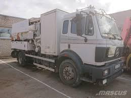 100 Vacuum Trucks For Sale Used MercedesBenz 1827L Combi Vacuum Trucks Year 1994 Price US