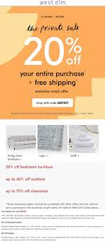 West Elm Coupons - 20% Off At West Elm, Or Online Via Promo ... Ebay 15 Off Coupon Code September 2019 Trees And Trends Store Coupons Best Tv Deals Under 1000 Decor Great Home Accsories And At West Elm 20 Pottery Barn Kids Onlein Stores Exp 52419 10 Ebay Shopping Through Modsy Everything You Need To Know Leesa Hybrid Mattress Coupon Promo Code Updated Facebook Provident Metals Promo Coupons At Or Online Via West Elm Entire Purchase Fast In Rejuvenation Free Shipping Seeds Man Pottery Barn Williams Sonoma