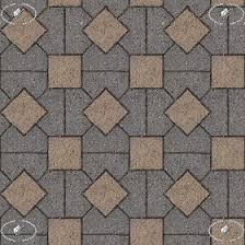 Paving Concrete Mixed Size Texture Seamless 05625