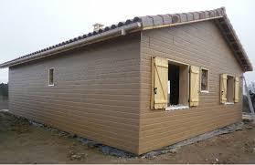 charmant autoconstruction maison bois prix 8 kit maison