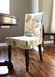 Parsons Chair Slipcovers Shabby Chic by Dining Room Chair Slipcovers South Africa Best Dining Room