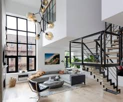 100 Nyc Duplex Apartments Design Firm Dcor Aid Helps A Soho Couple Turn An Outdated