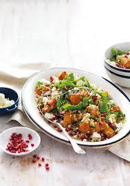 Japanese Pumpkin Salad Recipe by Sydney Markets Jap Pumpkin Rocket U0026 Pomegranate Quinoa Salad