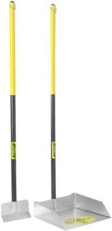 Flexrake 67W Large Scoop and Spade Set
