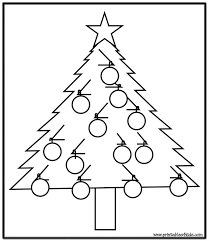 Big Christmas Tree Coloring Pages Printable by Curriculum Easy Breezy Preschool Free Pre K Worksheets Math Free
