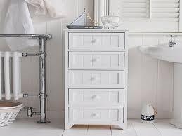 Narrow Bath Floor Cabinet by Floor Cabinet For Bathroom B American