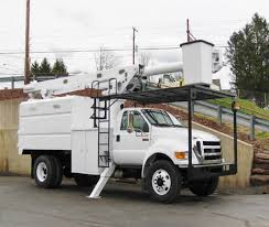 2010 FORD F750 XL BUCKET TRUCK BUCKET BOOM TRUCK FOR SALE #582989
