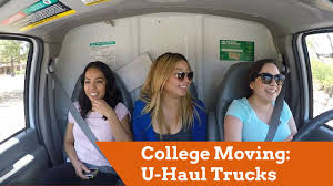 College Moving: U-Haul Moving Trucks For Students - YouTube Uhaul Truck Rental Reviews The Evolution Of Trailers My Storymy Story How To Choose The Right Size Moving Insider Business Spotlight Company Moves Residents From Old Homemade Rv Converted Garage Doors Marietta Ga Box Roll Up Door Trucks U Haul Stock Photos Images Alamy About Uhaultipsfordoityouelfmovers Dealer Hobart Lumber Celebrates 100 Years